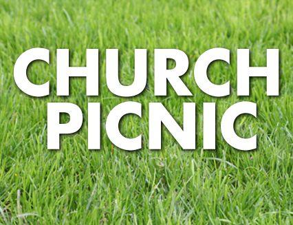 Annual Church Picnic – Sunday June 10 – First Congregational