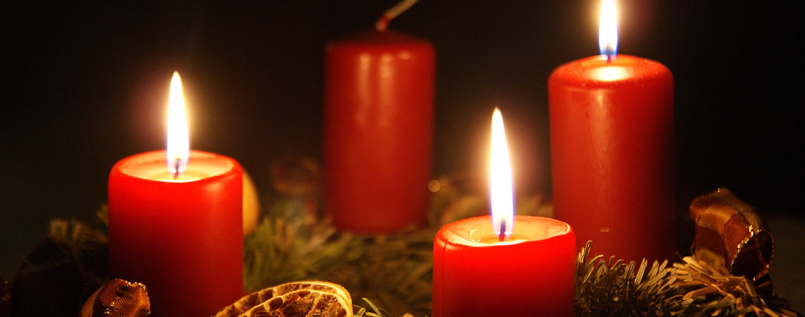 Advent & Christmas Services for 2016